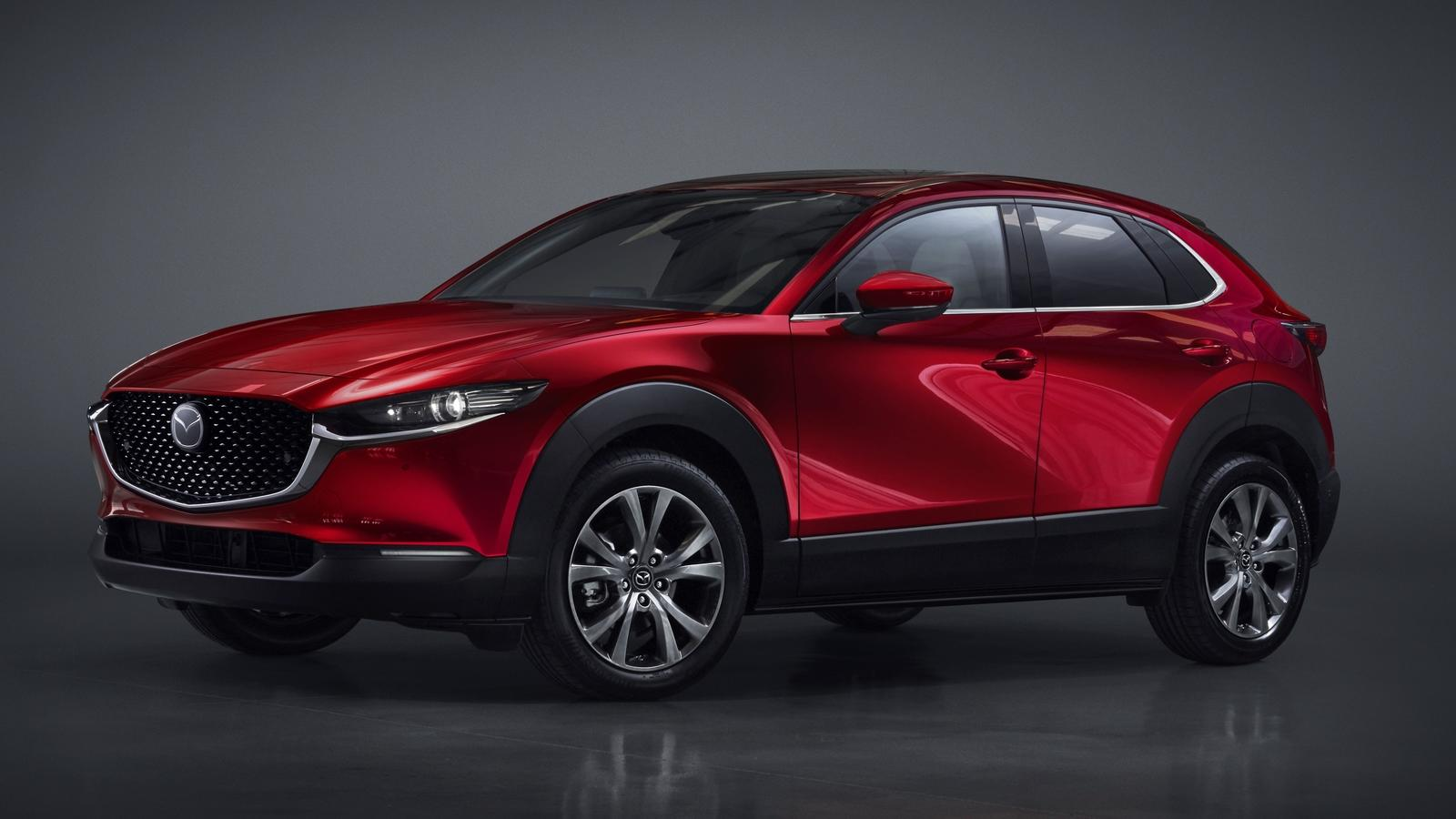 2019 Mazda CX-30 Broadens Mazda's Crossover Range Pictures, Photos, Wallpapers. | Top Speed