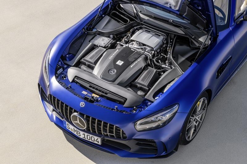 The Mercedes-AMG GT R Roadster is the Ultimate but Limited Open-Air AMG Sports Car Exterior Drivetrain - image 826891
