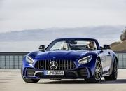 The Mercedes-AMG GT R Roadster is the Ultimate but Limited Open-Air AMG Sports Car - image 826899