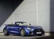 The Mercedes-AMG GT R Roadster is the Ultimate but Limited Open-Air AMG Sports Car - image 826900