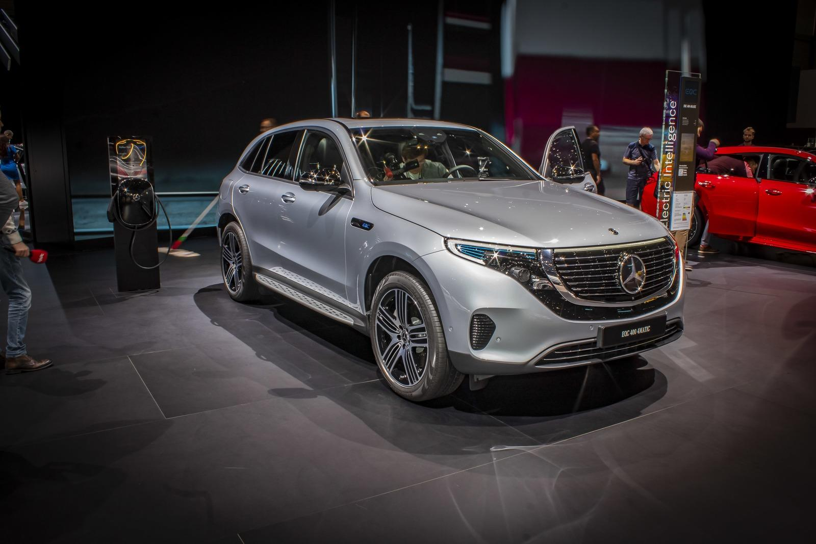 Mercedes-Benz EQC: Latest News, Reviews, Specifications ...