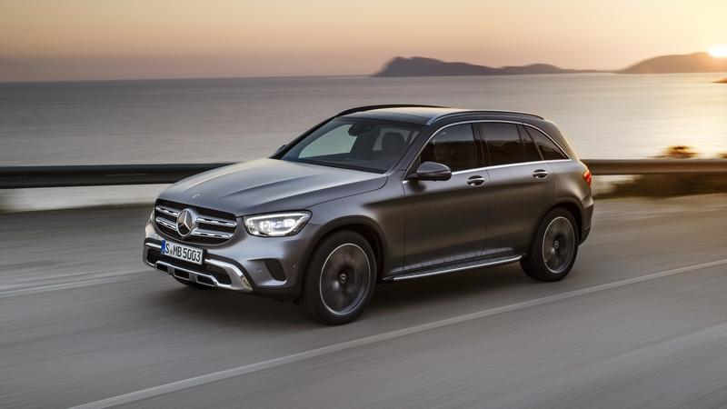 2019 Mercedes Benz Glc Class Top Speed