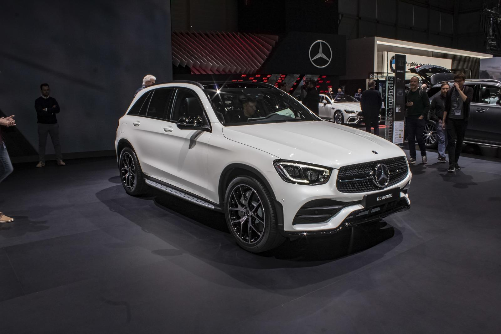 mercedes glc class latest news reviews specifications prices    top speed