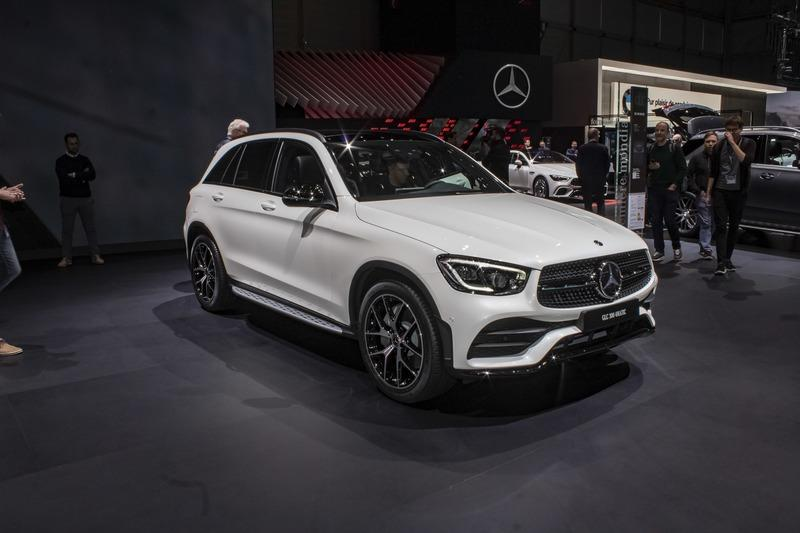 2020 Mercedes-Benz GLC: Update, Changes, More Power, Release >> 2019 Mercedes Benz Glc Class Top Speed