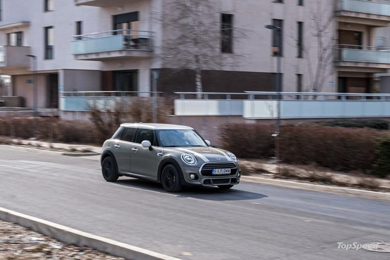2019 MINI Cooper 5D hatchback with Sport Pack - Driven