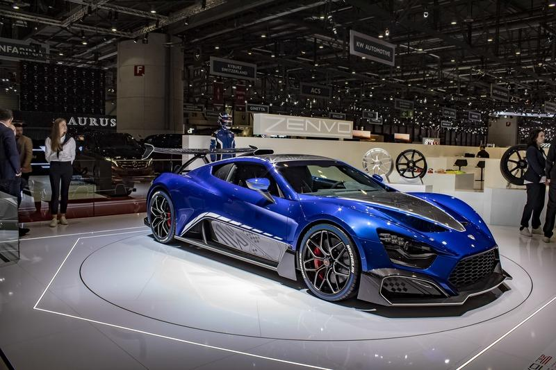 2018 2020 Zenvo Tsr S Review Specifications And Picture Gallery
