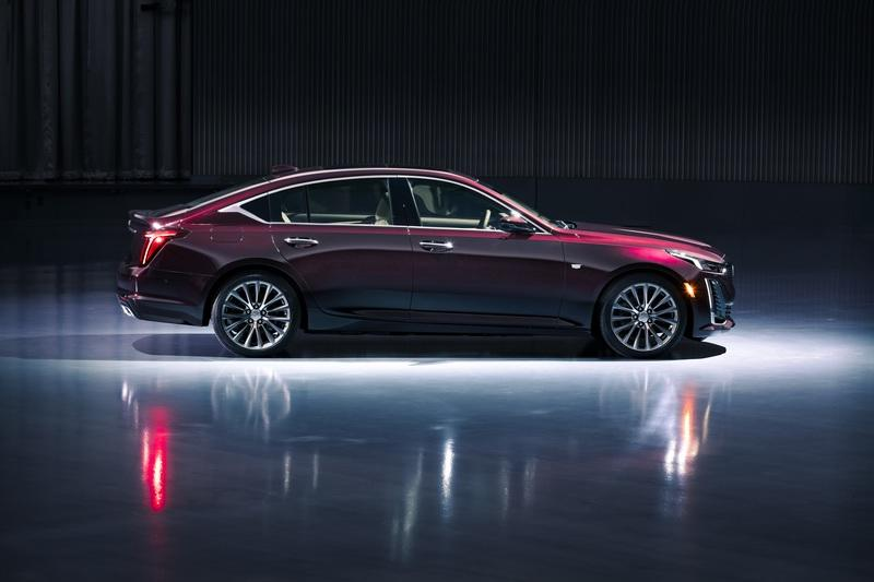 The 2020 Cadillac CT5 Has Officially Replaced the ATS and CTS - image 830585