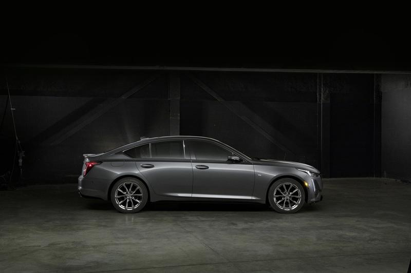 2020 Cadillac CT5 - Quirks and Features - image 830591