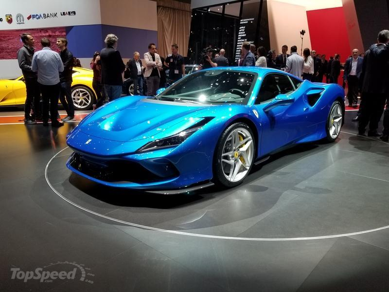 The 2020 Ferrari F8 Tributo Looks Amazing, Heralds Good Things for Ferrari's Styling Language