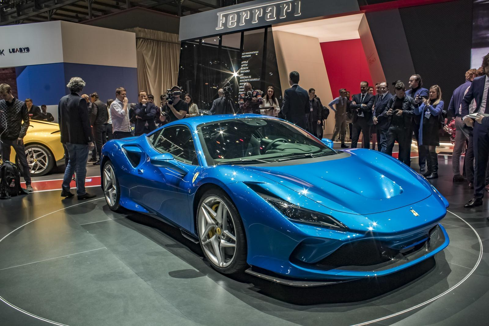 2020 Ferrari F8 Tributo Top Speed New Car Release With Images