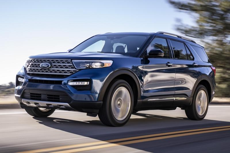 2020 Ford Explorer Vs 2019 Jeep Grand Cherokee