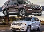 2020 Ford Explorer Vs 2019 Jeep Grand Cherokee - image 832335