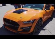 2020 Ford Mustang Shelby GT500 Revs and Prowls the Streets of Las Vegas: Video - image 831878