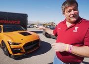 2020 Ford Mustang Shelby GT500 Revs and Prowls the Streets of Las Vegas: Video - image 831882