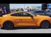 2020 Ford Mustang Shelby GT500 Revs and Prowls the Streets of Las Vegas: Video - image 831875