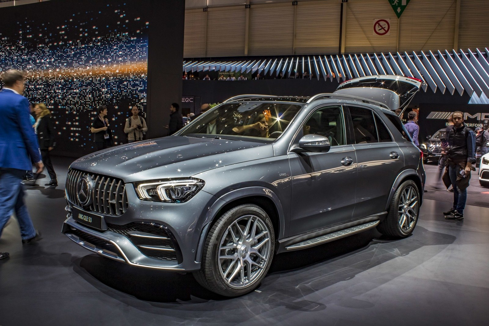 2020 Mercedes Amg Gle53 Pictures Photos Wallpapers