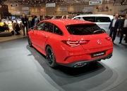 2020 Mercedes-Benz CLA Shooting Brake - image 827989