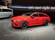 2020 Mercedes-Benz CLA Shooting Brake - image 827992