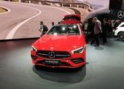 2020 Mercedes-Benz CLA Shooting Brake - image 827977