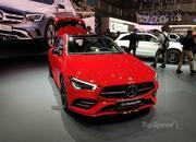 2020 Mercedes-Benz CLA Shooting Brake - image 827978