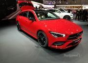 2020 Mercedes-Benz CLA Shooting Brake - image 827979