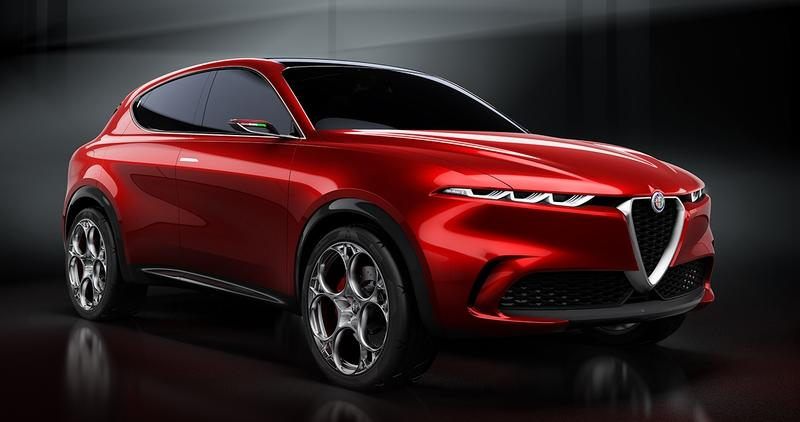 Alfa Romeo Will Follow the Tonale PHEV with a Compact Electric SUV in 2022