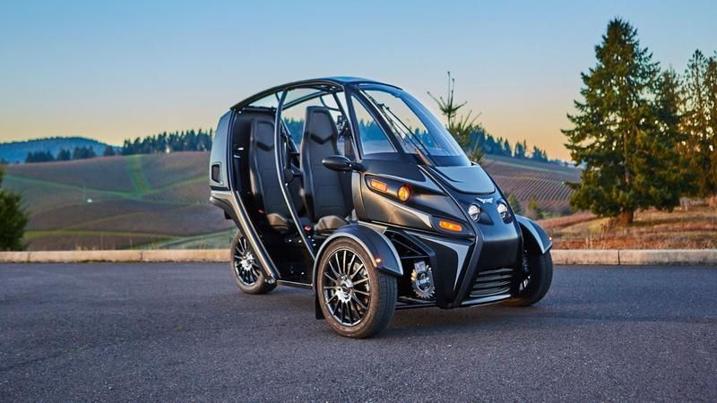 2019 Arcimoto FUV Evergreen