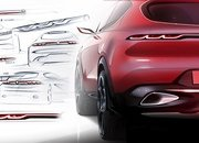 Alfa Romeo Tonale concept previews Jeep Renegade-based SUV with hybrid power - image 827612