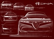 Alfa Romeo Tonale concept previews Jeep Renegade-based SUV with hybrid power - image 827616