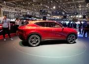 Alfa Romeo Tonale concept previews Jeep Renegade-based SUV with hybrid power - image 827936