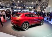Alfa Romeo Tonale concept previews Jeep Renegade-based SUV with hybrid power - image 827937