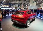 Alfa Romeo Tonale concept previews Jeep Renegade-based SUV with hybrid power - image 827938