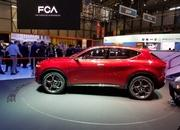 Alfa Romeo Tonale concept previews Jeep Renegade-based SUV with hybrid power - image 827941
