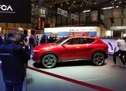 Alfa Romeo Tonale concept previews Jeep Renegade-based SUV with hybrid power - image 827942