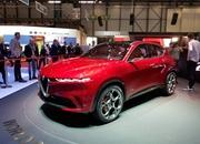 Alfa Romeo Tonale concept previews Jeep Renegade-based SUV with hybrid power - image 827943