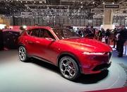 Alfa Romeo Tonale concept previews Jeep Renegade-based SUV with hybrid power - image 827945