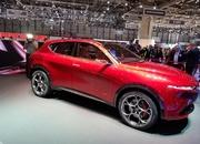 Alfa Romeo Tonale concept previews Jeep Renegade-based SUV with hybrid power - image 827946
