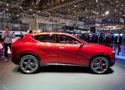 Alfa Romeo Tonale concept previews Jeep Renegade-based SUV with hybrid power - image 827947