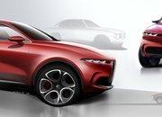 Alfa Romeo Tonale concept previews Jeep Renegade-based SUV with hybrid power - image 827607