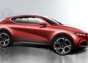 Alfa Romeo Tonale concept previews Jeep Renegade-based SUV with hybrid power - image 827608