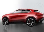 Alfa Romeo Tonale concept previews Jeep Renegade-based SUV with hybrid power - image 827610