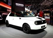 Awesome Honda e Prototype Is The Cutest Thing At The 2019 Geneva Motor Show - image 827912