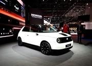 Awesome Honda e Prototype Is The Cutest Thing At The 2019 Geneva Motor Show - image 827910