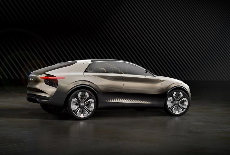 2019 'Imagine by Kia' Electric Concept Previews a Promising Design Future for Kia