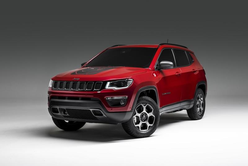 Jeep Compass Plug-in Hybrid Debuts in Geneva with 31-mile EV range High Resolution - image 827846