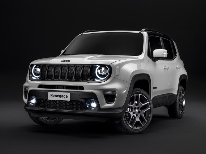 Jeep Heads to Geneva With Long Line of Special Edition Models