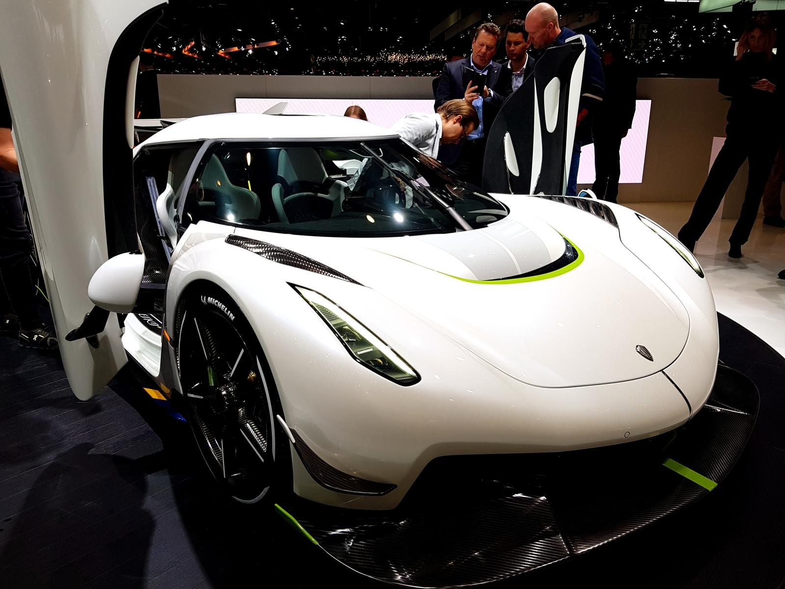 2020 Koenigsegg Jesko Packs More Than 1 500 Hp And Could Hit 300 Mph