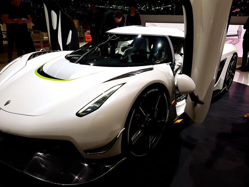 The 2020 Koenigsegg Jesko Took the Geneva Motor Show by Storm, But It's the