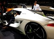 "The 2020 Koenigsegg Jesko Took the Geneva Motor Show by Storm, But It's the ""Sister Car"" That Could be the Record-Breaking Version of the Two - image 827818"