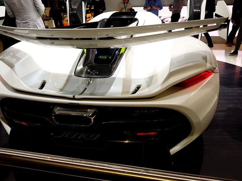 2020 Koenigsegg Jesko Packs More than 1,500 HP and could hit 300 mph - image 827820